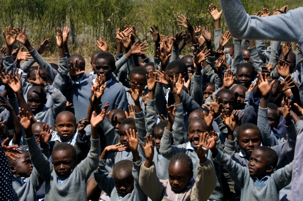 Thousands of impoverished children across Kenya are touched by your generosity.