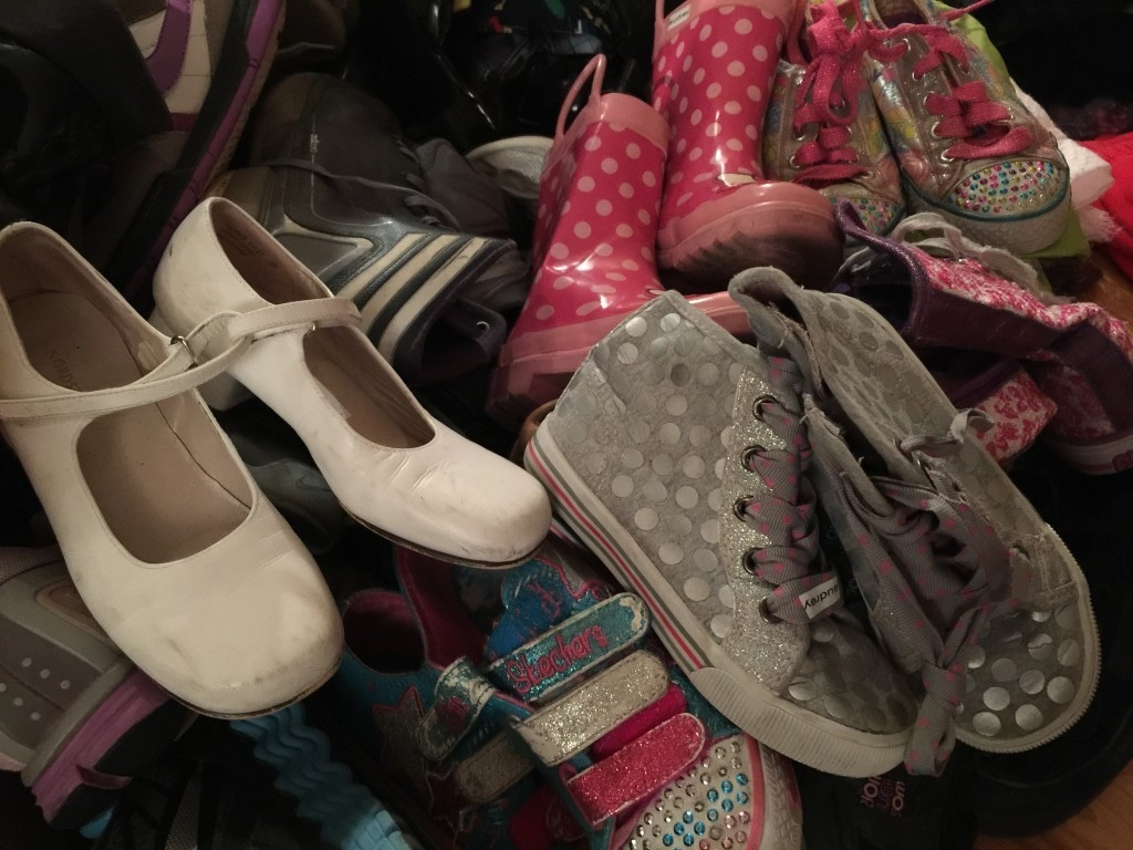 Much thanks to the LeCavalier family for donating their gently used shoes to our children in Kenya!