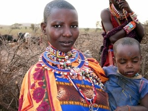 A Masai girl marries soon after she heals from FGM.  She will be expected to perform all wifely duties including child bearing and building her family's  home.