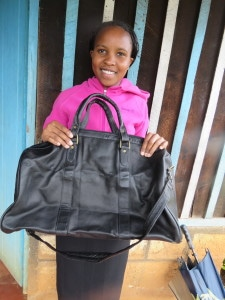 When I went to university, Matanya's Hope even helped me with bags to carry my belongings.  To all of you who donate, I want to thank you for helping so many of us who might never have known life outside of poverty.