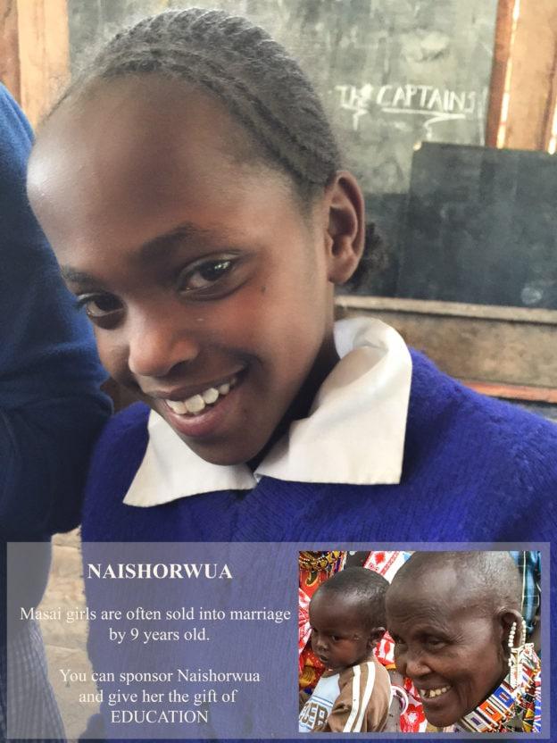 Naishorwua Poster