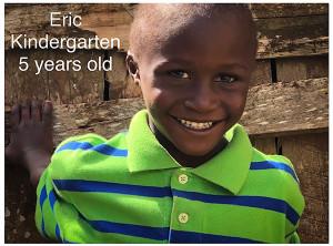 Eric - Kimahuri Primary