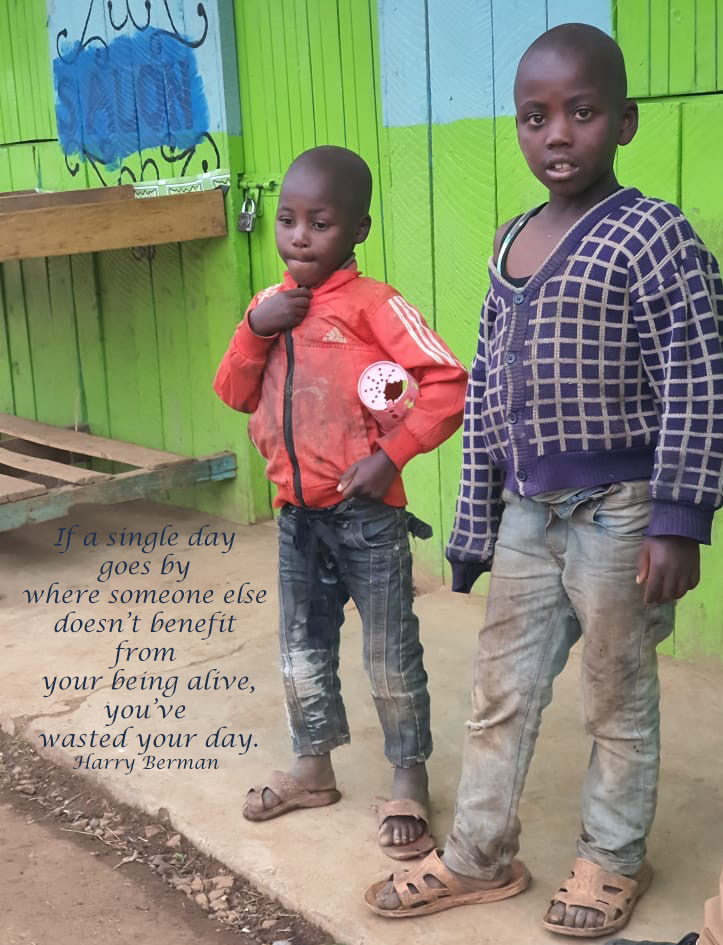 These boys fend for food in the streets. They eat from the trash. They have no bed.  They have no bedtime story.  You can HELP change their story by sponsoring one of these boys today.